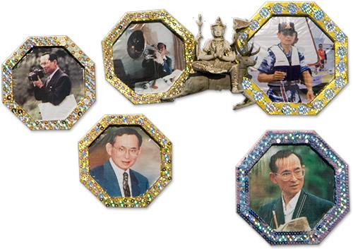 König Bhumibol - die vielen Gesichter