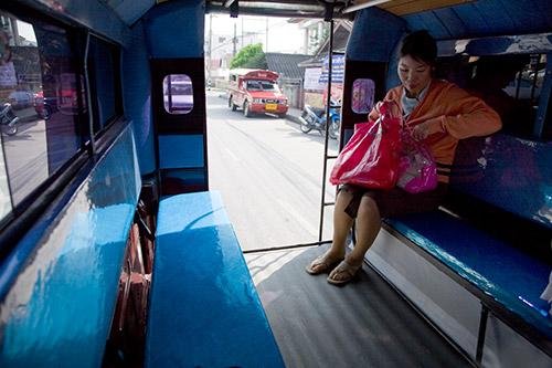 Chiang Mai Taxi-Shuttle