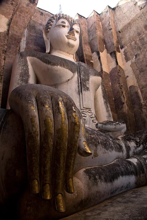 Phra Achana im Wat Si Chum